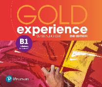 Cover-Bild zu Gold Experience 2nd Edition B1 Class Audio CDs von Warwick, Lindsay