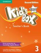 Cover-Bild zu Kid's Box American English Level 3 Teacher's Book von Frino, Lucy