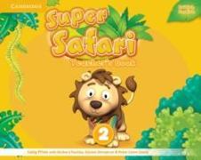 Cover-Bild zu Super Safari 2. Teacher's Book von Frino, Lucy