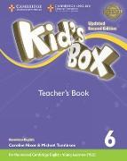 Cover-Bild zu Kid's Box Level 6 Teacher's Book American English von Frino, Lucy