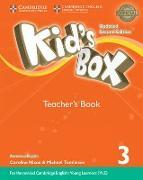 Cover-Bild zu Kid's Box Level 3 Teacher's Book American English von Frino, Lucy