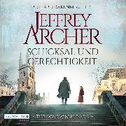 Cover-Bild zu Archer, Jeffrey: Schicksal und Gerechtigkeit (Audio Download)