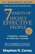 Cover-Bild zu 7 Habits Of Highly Effective People