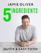 Cover-Bild zu 5 Ingredients - Quick & Easy Food