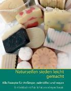 Cover-Bild zu eBook Naturseifen sieden leicht gemacht