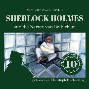 Cover-Bild zu eBook Sherlock Holmes und die Narren von Bethlehem