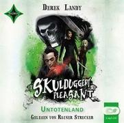 Cover-Bild zu Skulduggery Pleasant 13 - Untotenland von Landy, Derek