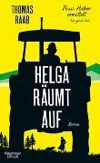 Cover-Bild zu Helga räumt auf von Raab, Thomas