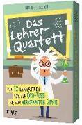 Cover-Bild zu Das Lehrer-Quartett von Golluch, Norbert