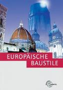 Cover-Bild zu Europäische Baustile von Sirtl, Helmut