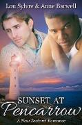 Cover-Bild zu Sunset at Pencarrow (eBook) von Sylvre, Lou