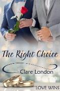 Cover-Bild zu Right Choice (eBook) von London, Clare