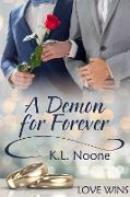 Cover-Bild zu Demon for Forever (eBook) von Noone, K. L.