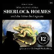 Cover-Bild zu eBook Sherlock Holmes und die Träne des Leguans