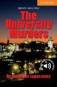 Cover-Bild zu The University Murders