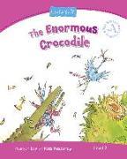 Cover-Bild zu Penguin Kids 2 Enormous Crocodile, The (Dahl) Reader