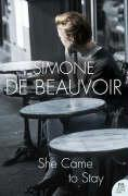 Cover-Bild zu Beauvoir, Simone de: She Came to Stay