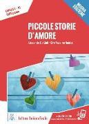 Cover-Bild zu Piccole storie d'amore. Livello 4. - Nuovo Edizione