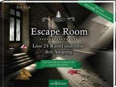 Cover-Bild zu Eich, Eva: Escape Room. Der erste Escape-Adventskalender