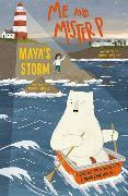 Cover-Bild zu Me and Mister P: Maya's Storm von Farrer, Maria