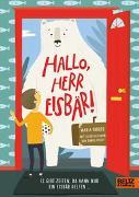 Cover-Bild zu Hallo, Herr Eisbär! von Farrer, Maria