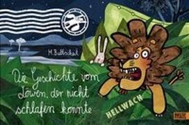 Cover-Bild zu Die Geschichte vom Löwen, der nicht schlafen konnte von Baltscheit, Martin