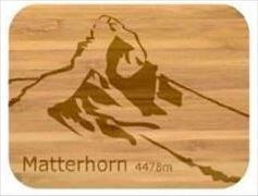 Cover-Bild zu 1750; GVA_Swiss_Magnets100 Bambus Matterhorn