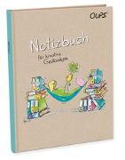 Cover-Bild zu Oups-Notizbuch - türkis