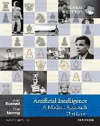 Cover-Bild zu Artificial Intelligence: A Modern Approach, Global Edition