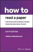 Cover-Bild zu How to Read a Paper