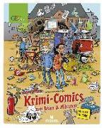 Cover-Bild zu Redaktion Wadenbeißer. Krimi-Comics zum Lesen & Mitraten