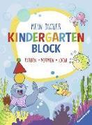 Cover-Bild zu Mein dicker Kindergartenblock