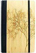 Cover-Bild zu Notizbuch Bambus Baum GVA.NP.106