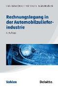 Cover-Bild zu Deloitte GmbH Wirtschaftsprüfungsgesellschaft (Hrsg.): Rechnungslegung in der Automobilzulieferindustrie