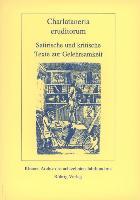 Cover-Bild zu Weiss, Christoph (Hrsg.): Charlataneria eruditorum