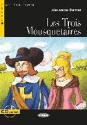 Cover-Bild zu Les Trois Mousquetaires. Buch + Audio-CD von Dumas, Alexandre