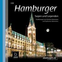 Cover-Bild zu Hamburger Sagen und Legenden