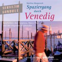 Cover-Bild zu Spaziergang durch Venedig