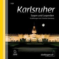 Cover-Bild zu Karlsruher Sagen und Legenden