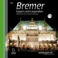 Cover-Bild zu Bremen Sagen und Legenden