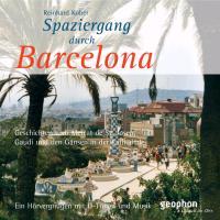Cover-Bild zu Spaziergang durch Barcelona. CD