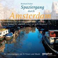 Cover-Bild zu Spaziergang durch Amsterdam. CD