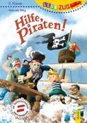 Cover-Bild zu LESEZUG/2. Klasse: Hilfe, Piraten! von Rittig, Gabriele