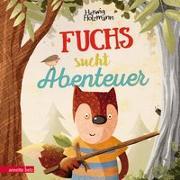 Cover-Bild zu Fuchs sucht Abenteuer von Holzmann, Herwig
