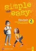 Cover-Bild zu Simple und Easy Deutsch 2 von Hofmann, Astrid