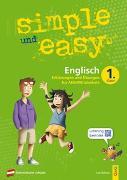 Cover-Bild zu Simple und Easy Englisch 1 von Hofmann, Axel