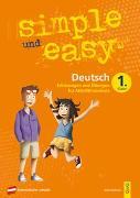 Cover-Bild zu Simple und Easy Deutsch 1 von Hofmann, Astrid