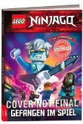 Cover-Bild zu LEGO® NINJAGO® - Gefangen im Spiel von Behling, Steve