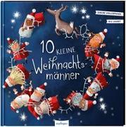 Cover-Bild zu 10 kleine Weihnachtsmänner von Kullermann, Sabine