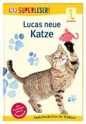 Cover-Bild zu SUPERLESER! Lucas neue Katze